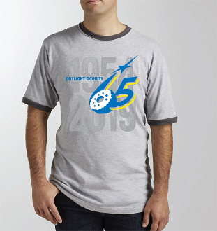 65th Ringer T-Shirt